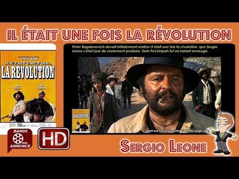 Il était une fois la révolution de Sergio Leone (1971) #MrCinema 239