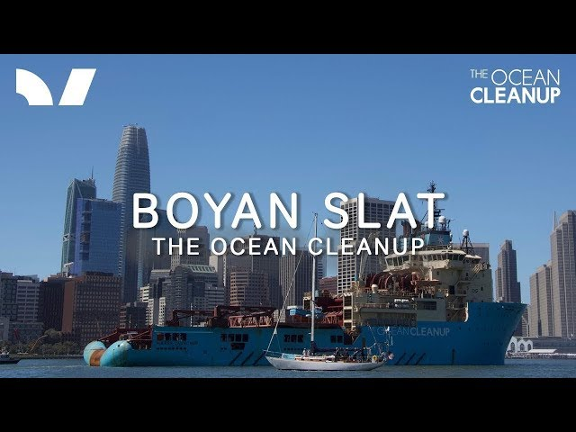 The Ocean Clean Up with Boyan Slat | Climate Changers