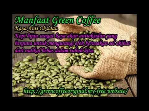 manfaat-kopi-hijau,cara-membuat-kopi-hijau,-obat-pelangsing-badan