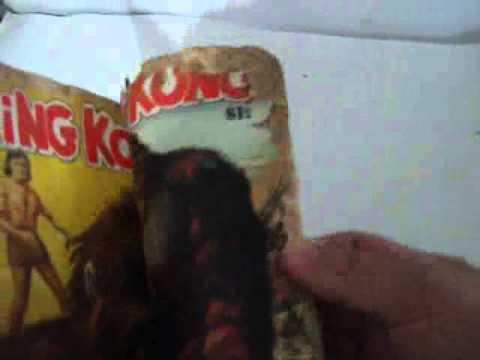 COMIC KING KONG MP4