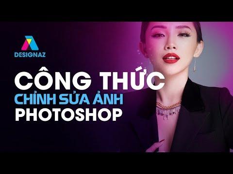 Công thức Chỉnh sửa ảnh, 7 phương pháp Blend Màu Photoshop đẹp độc lạ