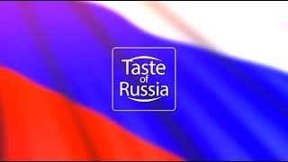 Taste of Russia Episode 3 - Chef Peppino Aug 2018