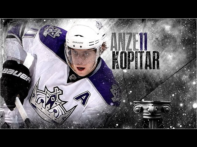 The Best of Anze Kopitar [HD]