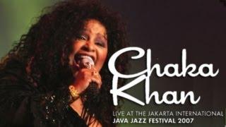 "Chaka Khan ""I feel for you"" Live at Java Jazz Festival 2007"