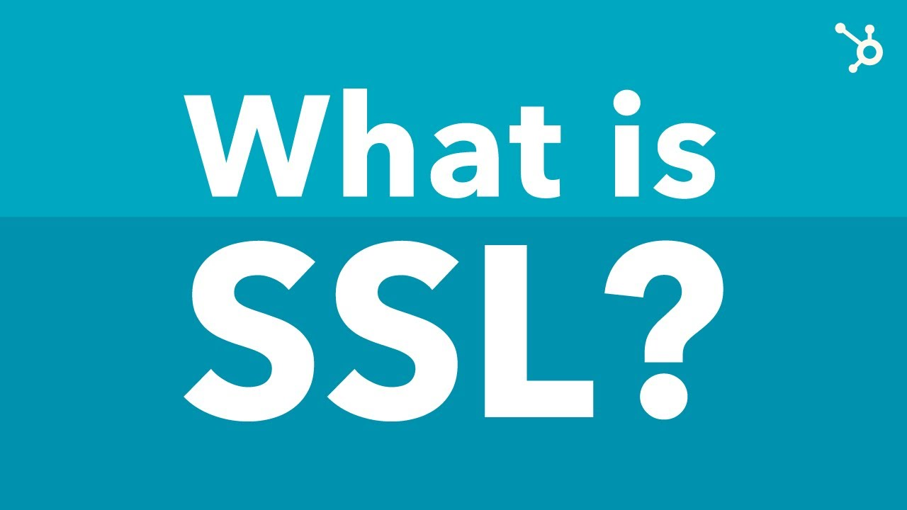 What Is Ssl And Why Do You Need It Youtube