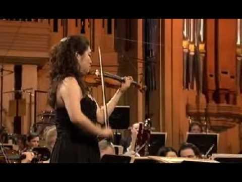 Suyoen Kim | Beethoven Violin Concerto | 3rd Mvt | Queen Elisabeth Comp | 2 of 2 | 2009