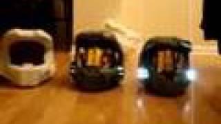 halo 3 wearable helmets master chief replica costume