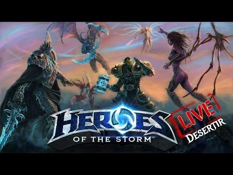 видео: Воскресный Стрим по heroes of the storm - от 19.10.14