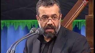 مرثیه خوانی محمود کریمی - 9 محرم - 94 (2015)