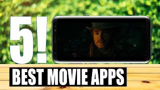Top 5 Best Apps To Watch Movies and TV Shows for FREE on Android 2018!