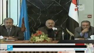 ماذا جاء في كلمة الرئيس اليمني السابق علي عبد الله صالح؟