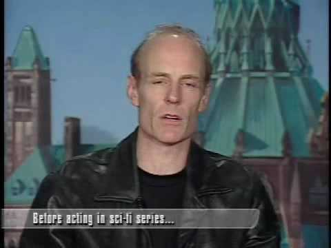 The Screen Savers  'Max Headroom's Matt Frewer