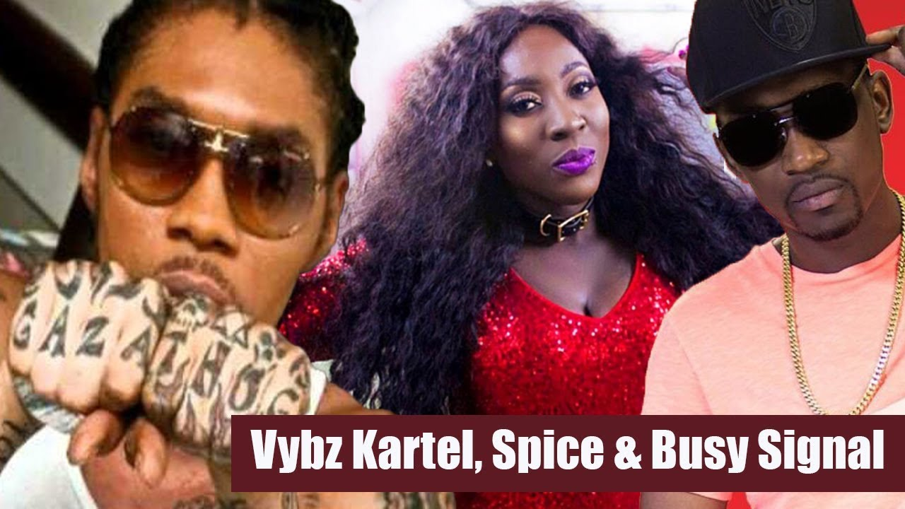 Vybz kartel and spice dating