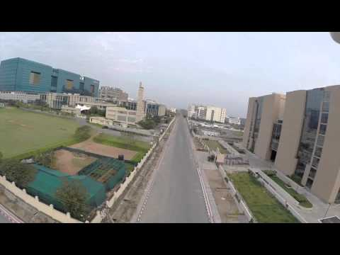 hyderabad , financial district , icici building  kolur exit, outer ring road
