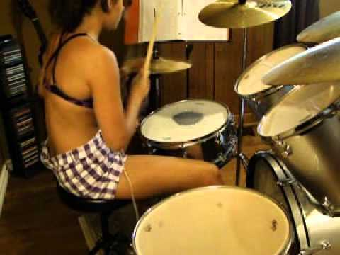 Pork And Beans Drum Cover