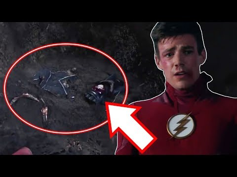 The DEATH of Vibe! - The Flash 5x03 Trailer Breakdown!