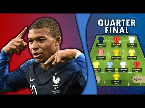 Quarter Final: Team Update, Transfers & Strategy!  WORLD CUP TASY FOOTBALL 2018!