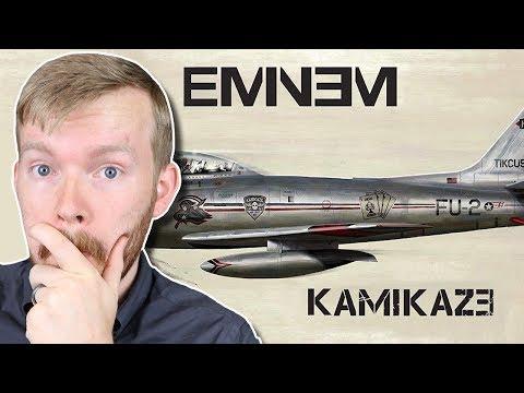 Eminem Kamikaze Album Explained