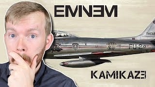 Eminem Kamikaze Album Explained