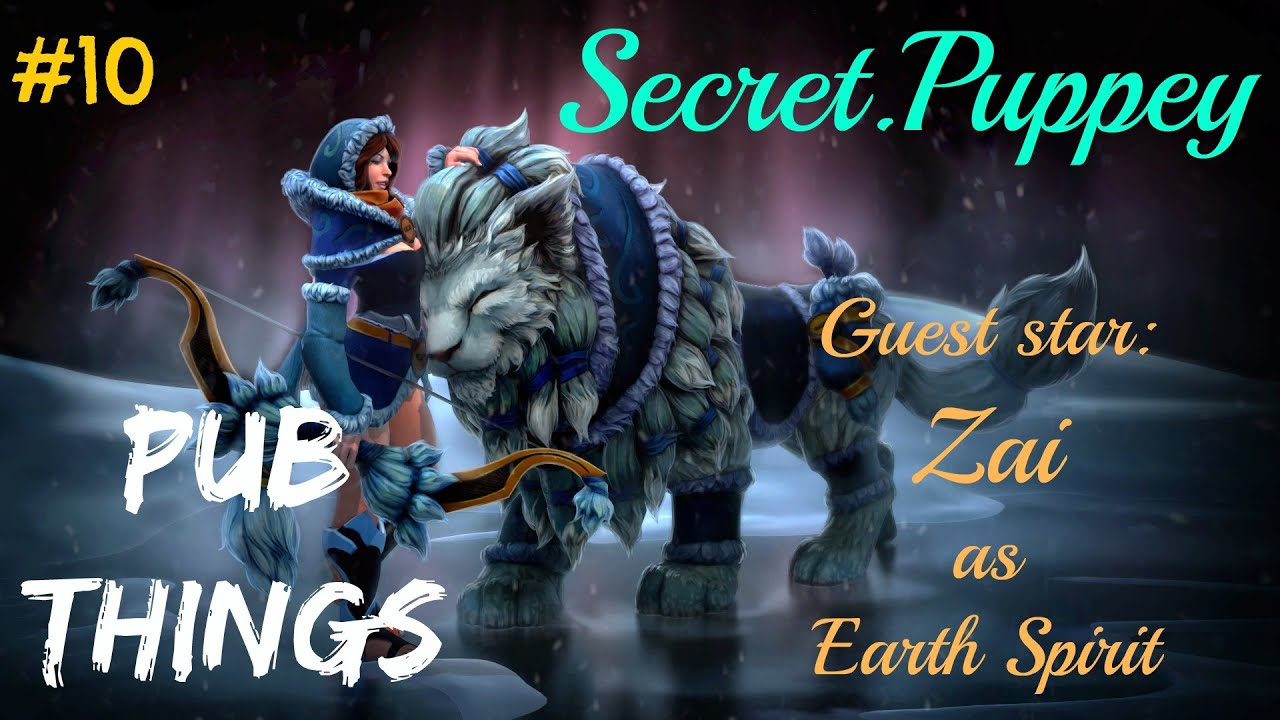 Dota 2 Pub Things10 SecretPuppey Mirana High MMR Gameplay Highlights YouTube