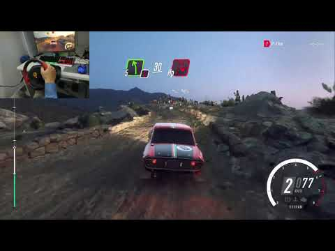 Dirt rally 2.0 || off road ll gaming wheel ll episode 1 |