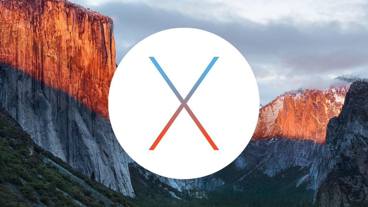 Mac OS X 10.11 El Captan für VMWare. (Keine ISO oder DMG) - YouTube