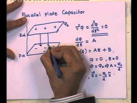 Mod-02 Lec-13 Poission and Laplace Equation