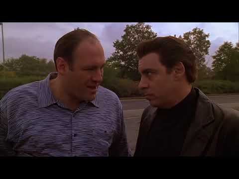 The Sopranos Vin Makazian His Debt And His Arrest