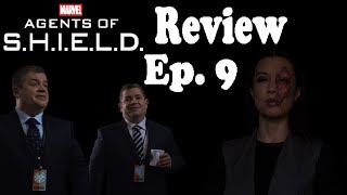 Agents of SHIELD, temporada 2, capitulo 9 (REVIEW) marvel