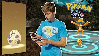Bald Panferno! 10km EI öffnen! • Pokémon Go deutsch