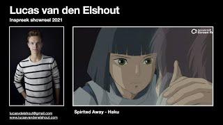 Lucas van den Elshout - Inspreek showreel 2021