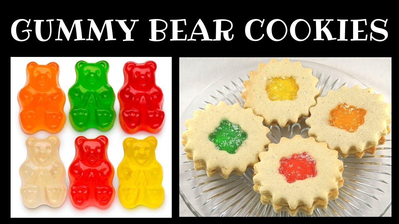 Peak Frean Fruit Creme Style Cookies Made With Gummy Bears Youtube An easy homemade gummy bears recipe. peak frean fruit creme style cookies made with gummy bears