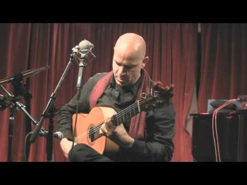 Edery Sings Yupanqui: Gerard Edery performs at The Cornelia Street Cafe