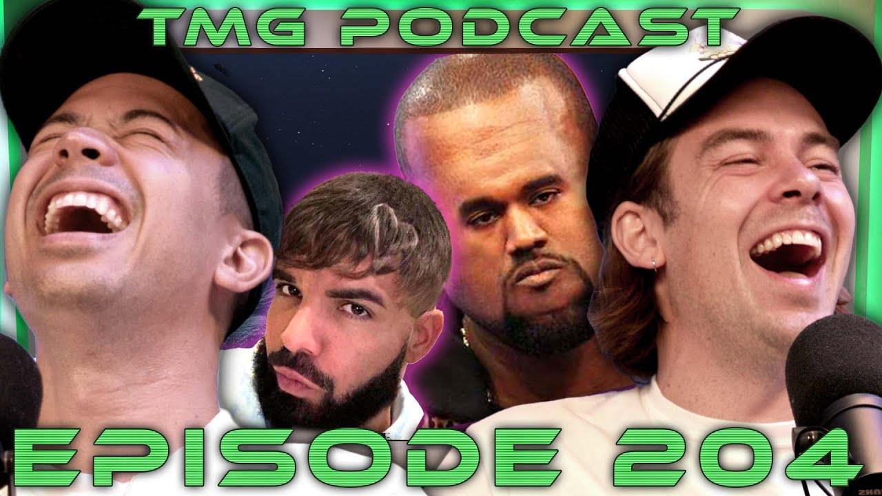 Episode 204 - Drake vs Kanye