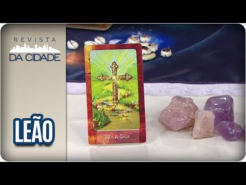 Previsão de Leão 09/07 à 15/07 - Revista da Cidade (10/07/2017)