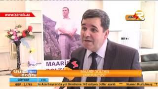 """GUNE DOGRU"" SHAIR MAARIF SOLTANIN 60 ILLIK YUBILEYI"