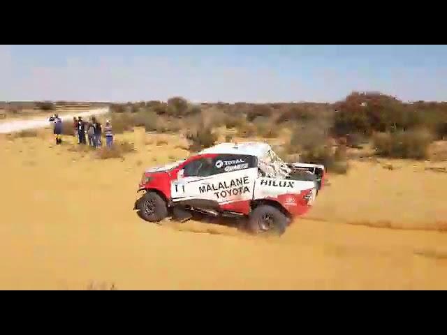 2018 desert race Jwaneng -