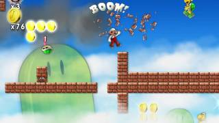 05-10 Cloudy Palace - New Super Mario Forever 2014