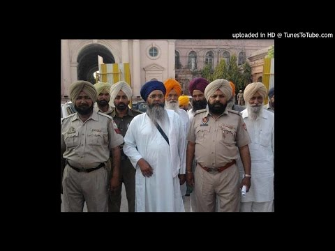 Sarbat Khalsa 2016: Bhai Mohkam Singh Questions Resolutions; Gurdeep Singh Bathinda Released