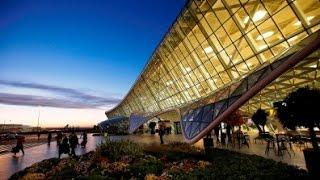 видео Новый терминал Международного аэропорта Одесса принял первых пассажиров