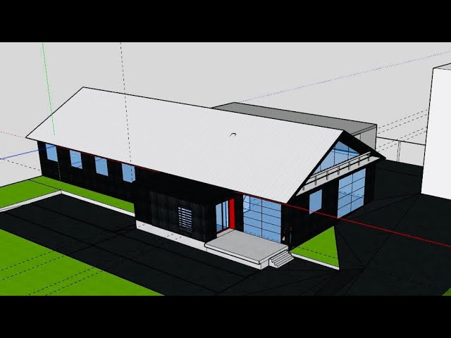 This is what I'm building/Google  sketchup Drawing - VLog118