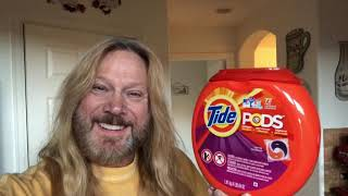 I'm Taking The Tide Pod Challenge.