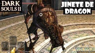 Dark Souls 2 guia: JINETE DE DRAGÓN || Gameplay Torre de la llama de Heide || Episodio 14