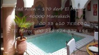 riad marrakech ailen .wmv