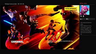 Transmisión de PS4 en vivo de Czy-Lobillo