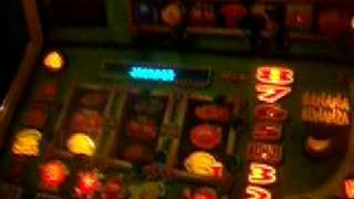 Fruit Machine-QPS-Crazy Fruits Green-RUNNING! 6 JACKPOTS!!!(5 on film)
