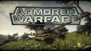 Armored Warfare трансляция с ЗБТ