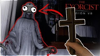 [The Exorcist: VR] I BECAME AN EXORCIST... IN VR! (Chapter 1 - Play Through!)