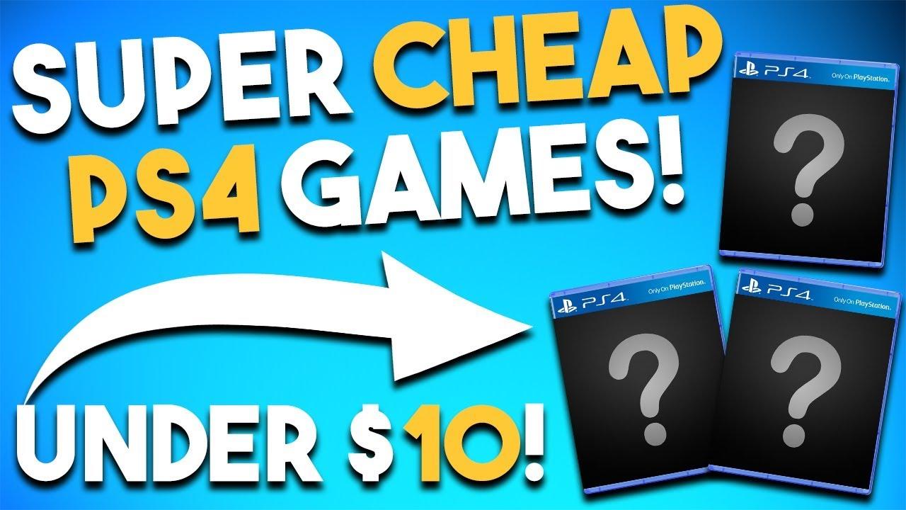 Top 10 PS4 Games for Under $10 - gamologi.com