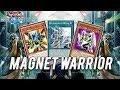 【Yu-Gi-Oh! Duel Links】Magnet Warrior Mausoleum Of White